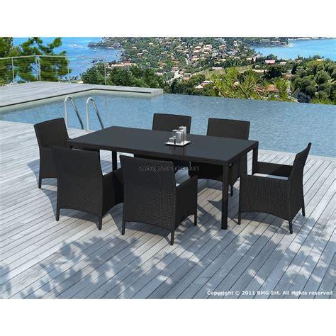 table et chaise de jardin pas cher en plastique tables chaises jardin