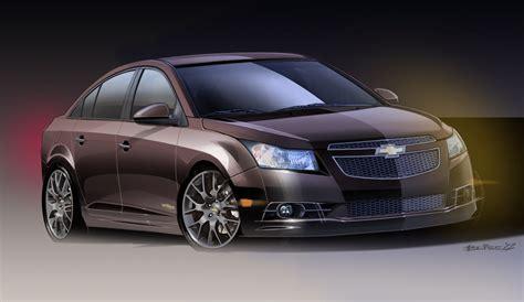 Chevrolet Car : 2013 Chevrolet Cruze Upscale Concept Review