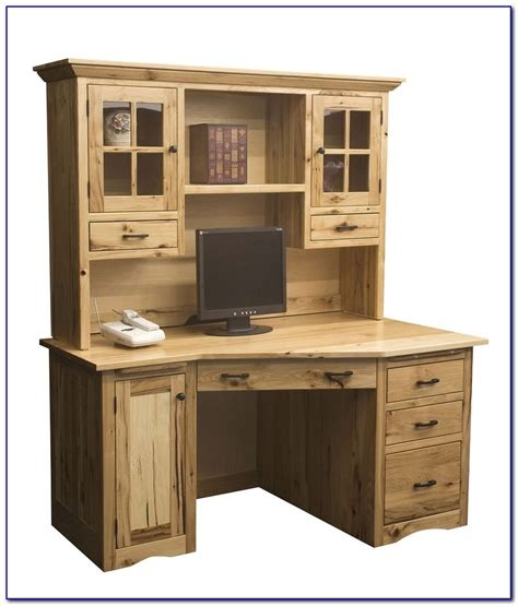 solid oak computer desk with hutch solid wood computer desk with hutch download page home