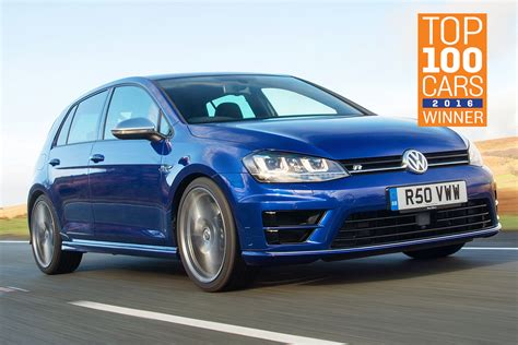 Top 100 Cars 2016 Top 5 Hot Hatches