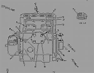 2w0263 Pump Group-fuel Injection - Engine