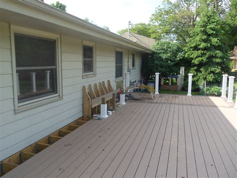 deck ideas understand  deck upgrade options decking