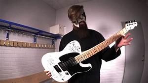 Jim Root of Slipknot - Win his Signature Fender Telecaster ...