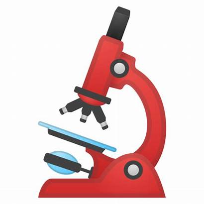 Microscope Science Clipart Icon Emoji Mikroskop Google