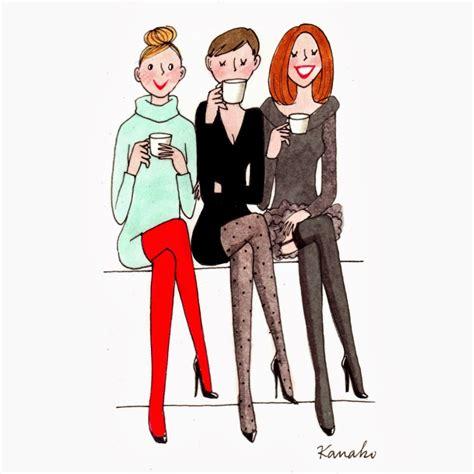 My little Paris en 2019 Mujer tomando cafe Pintura