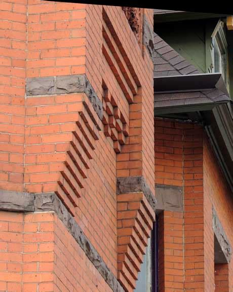 Corbel Bricks by 3 St S Place Buffalo Ny