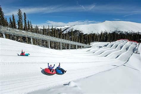8 best snow tubing resorts in the u s family vacation