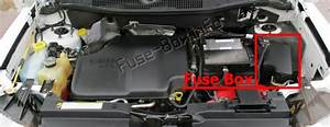 Fuse Box Diagram Jeep Compass  Mk49  2011 U20132017