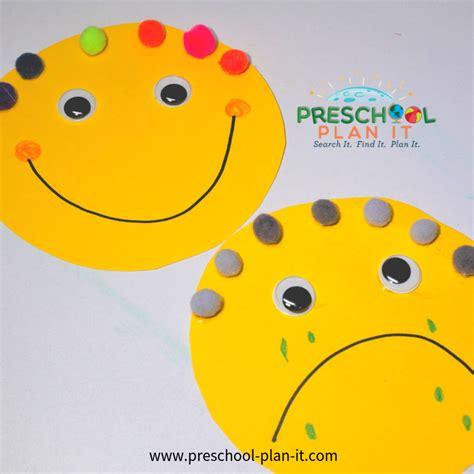 opposites theme for preschool 537 | opposites theme happysadfaces