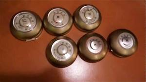 Old Honeywell Thermostats And Some Other Goodies