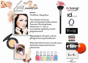 tiia mattila makeup artist With makeup artist bio template