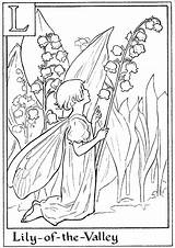 Coloring Fairies Pages Flower Fairy Colouring Printable Rest Adults Adult Hope Enjoy sketch template
