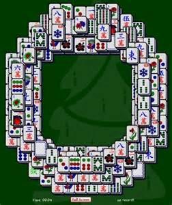 christmas wreath mahjong solitaire it s christmas every