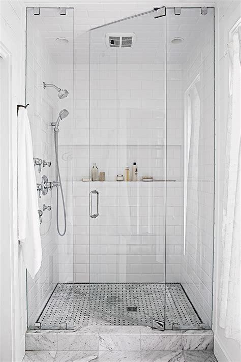 breathtaking walk  shower ideas  homes gardens