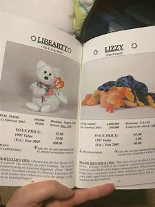 What This Beanie Baby Guide Book From 1997 Thought The