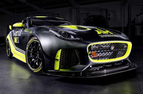 Jaguar F-type Gt4 Revealed Ahead Of 2018 British Gt Race
