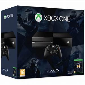 Xbox One Halo The Master Chief Collection Console Bundle