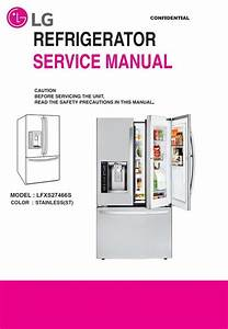 Pin On Lg Refrigerator Service Manual