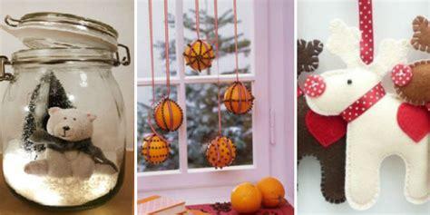 idee  addobbi  decorazioni natalizie fai da te