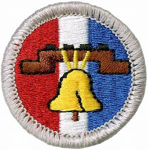 citizenship in the national merit boy scouts of america