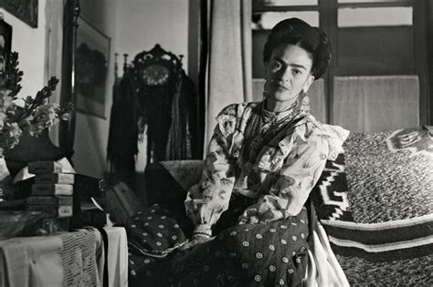 Rare Photos Of Frida Kahlo From The Last Years Of Her Life