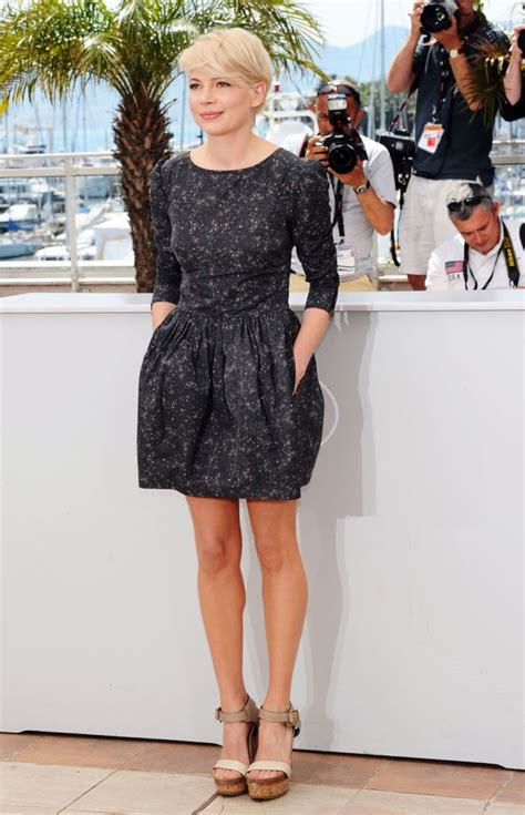 Michelle Williams Actress Height
