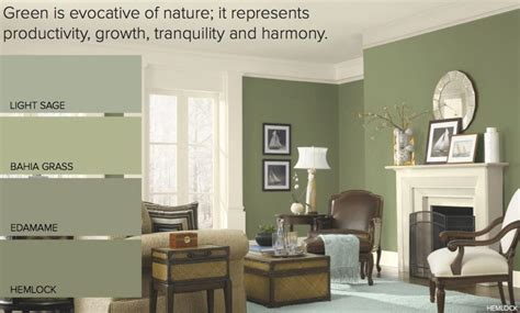 discover our most popular green paint colors paintzen