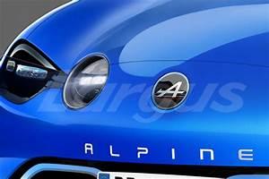 Alpine Renault Prix : nouvelle alpine renault et si la future berlinette ressemblait a photo 6 l 39 argus ~ Gottalentnigeria.com Avis de Voitures