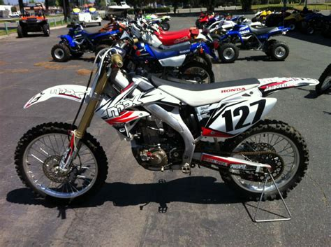 Buy 2006 Honda Crf450x Dirt Bike On 2040-motos