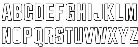 optijaffagothicbold outline font