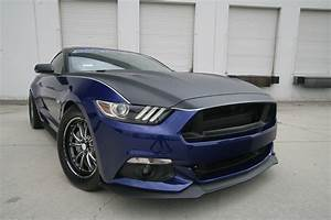 Eddie Rios' Fully Loaded & Street-Driven 2015 Ford Mustang S550