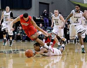 Wright State Newsroom – Men's basketball falls to Detroit ...