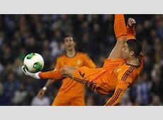 Real Madrid Le retourné incroyable de Cristiano Ronaldo