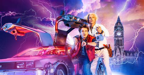 Back to the future the musical is a stage musical with music and lyrics by alan silvestri and glen ballard and a book by robert zemeckis and bob gale, adapted from their original screenplay. Back to the Future musical confirms cast recording release and unveils first listen | WhatsOnStage