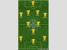 Brazil World Cup 2014 Team Preview World Soccer Talk