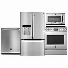 Kenmore Pro Kenmore Pro 4piece Stainless Steel Kitchen