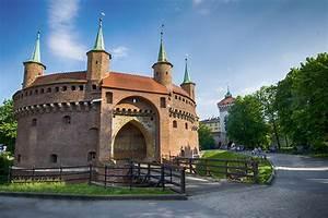 Krakow map with attractions | KrakowCard.com
