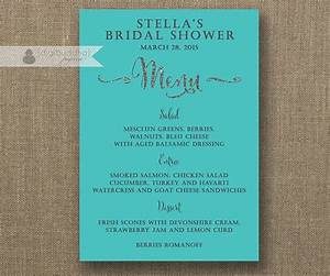 26 best images about digibuddha menus wedding programs With wedding shower program