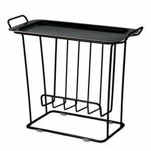 Tablett Tisch Schwarz : designer beistelltische online kaufen hublery ~ Whattoseeinmadrid.com Haus und Dekorationen