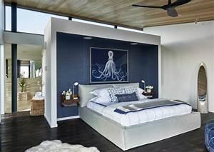 Decoration Chambre Style Marin : splendide maison secondaire dans les hampton tats unis ~ Zukunftsfamilie.com Idées de Décoration
