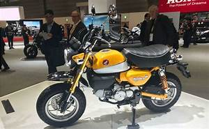 Honda Monkey 125 : tokyo motor show 2017 honda monkey 125 unveiled ndtv ~ Melissatoandfro.com Idées de Décoration