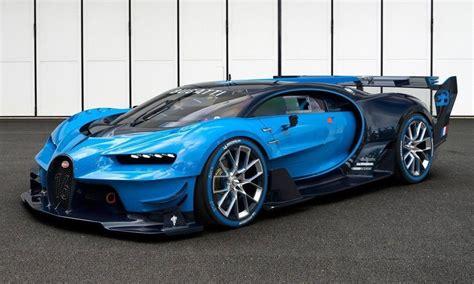 Bugatti Vision Gran Turismo In The Flesh, Primed For Gt6