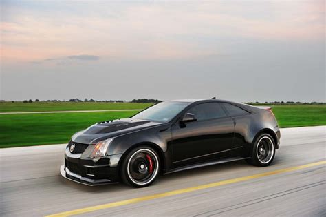 Cts V Hp by Hennessey Cadillac Cts V Vr1200 Turbo Coupe With