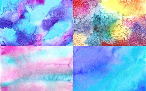 40+ High Quality Free Watercolor Textures & Backgrounds