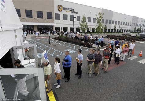 Amazon Job Fair Sees Hundreds Of Applicants Line Up. Namaste Yoga Videos Online Life Insurance No. Colleges And Universities In Orange County Ca. Indirect Water Heater Installation Cost. Automated Phone Systems Wireframes Web Design. How To Deal With A Person With Depression. Database Software Small Business. Princeton Womens Center Tanner Medical Center. Where Is The University Of Central Florida Located