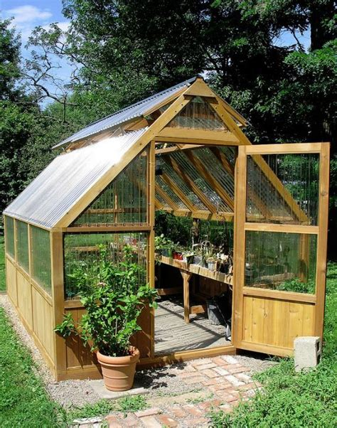 Best 25+ Diy Greenhouse Plans Ideas On Pinterest Diy