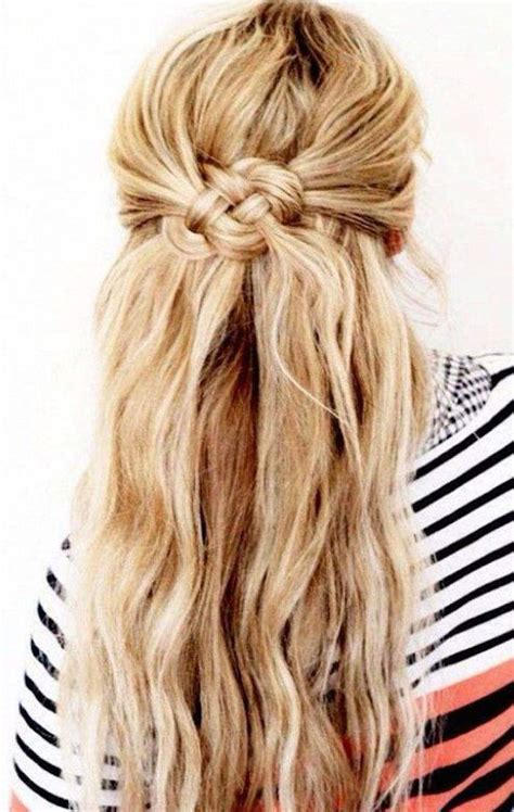 half up half down wedding hairstyles modwedding