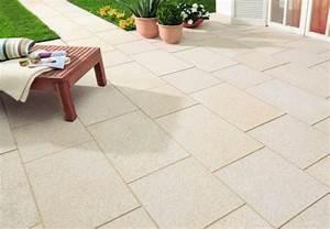 Kann Beton Terrassenplatten : terrassenplatten aus beton und naturstein obi ratgeber ~ Articles-book.com Haus und Dekorationen