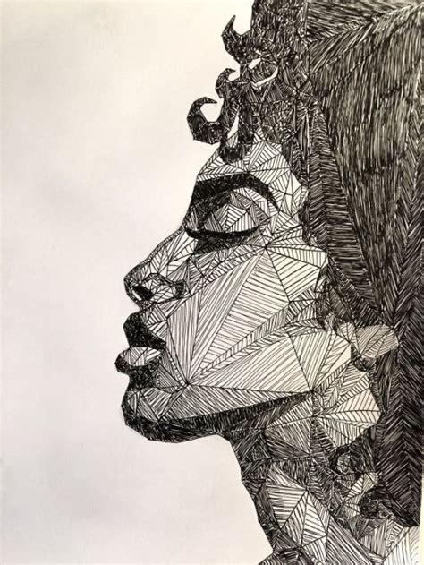 Drawn Artwork Pencil Color