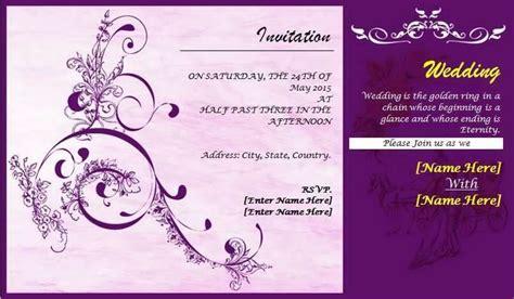 printable invitation cards templates alesiinfo alesi